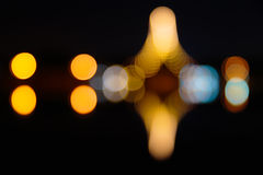 Bokeh lights Royalty Free Stock Photography