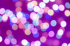 Bokeh lights, vintage background Royalty Free Stock Photo