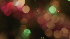 Bokeh loopable abstrato video estoque