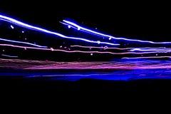 Bokeh mit multi Farben Festlicher Lichter bokeh Hintergrund defocused bokeh Lichter Unscharfes Bokeh Bokeh-Licht Weinlesehintergr lizenzfreie stockfotos