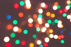 Bokeh night blur stock photos