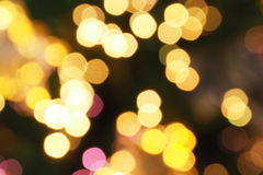 Bokeh. No focus composition Stock Images