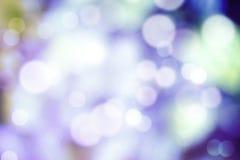 Bokeh púrpura foto de archivo libre de regalías