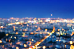 Bokeh in Paris, France, Stock Photos