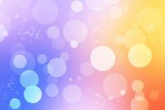 Bokeh-Pastellhintergrund stockfotografie