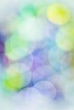 Bokeh plamy abstrakta tło Obrazy Stock