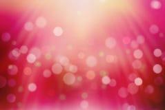 Bokeh rosado hermoso libre illustration