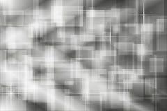 Bokeh-Schwarzhintergrund Lizenzfreie Stockfotografie