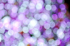 Bokeh series - circles Stock Image