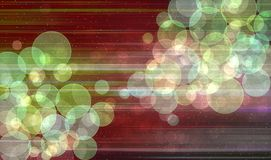 Bokeh shine background Royalty Free Stock Photos