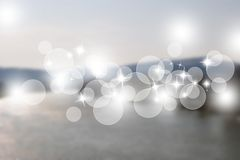 Bokeh shine background Stock Photos