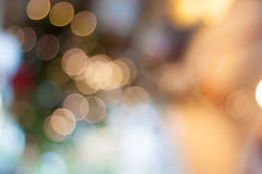 Bokeh soft lights background Royalty Free Stock Images