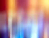 Bokeh-Stadtlichter verwischten Hintergrund Lizenzfreie Stockfotografie