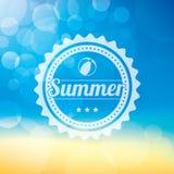 Bokeh Summer Background Royalty Free Stock Photo