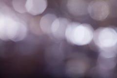 Bokeh tła projekta błyskotliwości wakacyjny abstrakt Obraz Stock