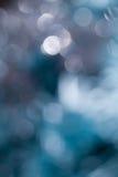 Bokeh tła projekta błyskotliwości wakacyjny abstrakt Zdjęcia Royalty Free