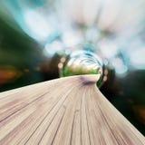 Bokeh trans.abstrakt begrepp Royaltyfri Fotografi