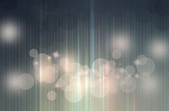 Bokeh universe background Royalty Free Stock Image