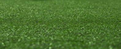 Bokeh verde abstracto del fondo Foto de archivo libre de regalías