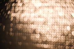 Bokeh-Zusammenfassungs-Lichthintergründe Lizenzfreie Stockfotografie