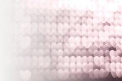 Bokeh-Zusammenfassungs-Lichthintergründe Lizenzfreies Stockbild