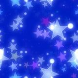 BokehGlowPaper-Stars Stock Image