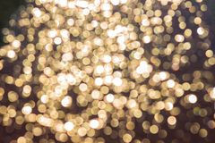 Bokehon brilhante um fundo escuro Background_ brilhante, festivo foto de stock