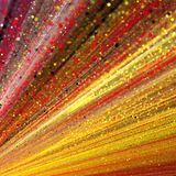 Bokehs και υπόβαθρο χρωματισμένων γραμμών στοκ εικόνα με δικαίωμα ελεύθερης χρήσης