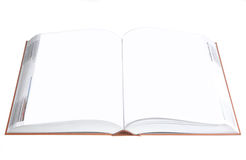 boken öppnade Arkivbilder