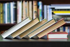 Boken av kunskap Fotografering för Bildbyråer