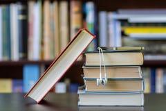Boken av kunskap Arkivbild