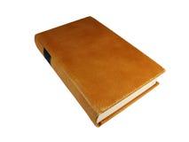 boken isolerade gammalt Arkivfoto