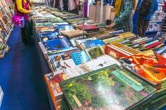 Bokfestival Fotografering för Bildbyråer