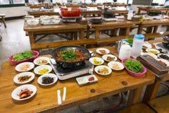 Bokkeum Restaurant Stock Photo