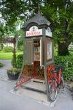 Bokkiosk, Suède images libres de droits