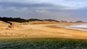 Boknesstrand krajobraz Obraz Royalty Free