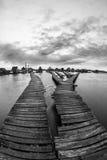 Bokod lake Royalty Free Stock Photos