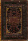 bokomslag 1888 skadlig gammalt Royaltyfri Bild