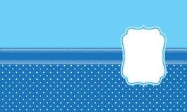 Bokomslag dominerar blåttfärg Royaltyfri Foto