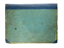 bokomslag isolerad gammal white Arkivfoton