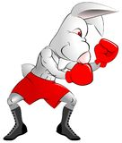 bokser Ilustracja Wektor