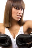 bokser seksowny Obraz Stock