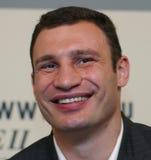 boksera klitschko vitali Zdjęcie Stock