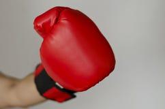 Bokserska rękawiczka Zdjęcie Royalty Free