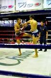 bokserski tajlandzki zdjęcia royalty free