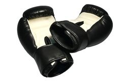 Bokserskie rękawiczki 2 Obrazy Stock