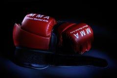 Bokserskie rękawiczki Zdjęcia Royalty Free
