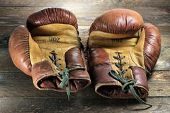 Bokserskie rękawiczki 03 Zdjęcie Stock