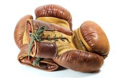 Bokserskie rękawiczki 07 Obraz Royalty Free