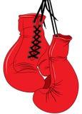 Bokshandschoenen vector illustratie
